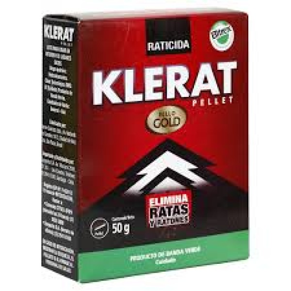 M / Klerat PELLET 10 X 50 GRS.