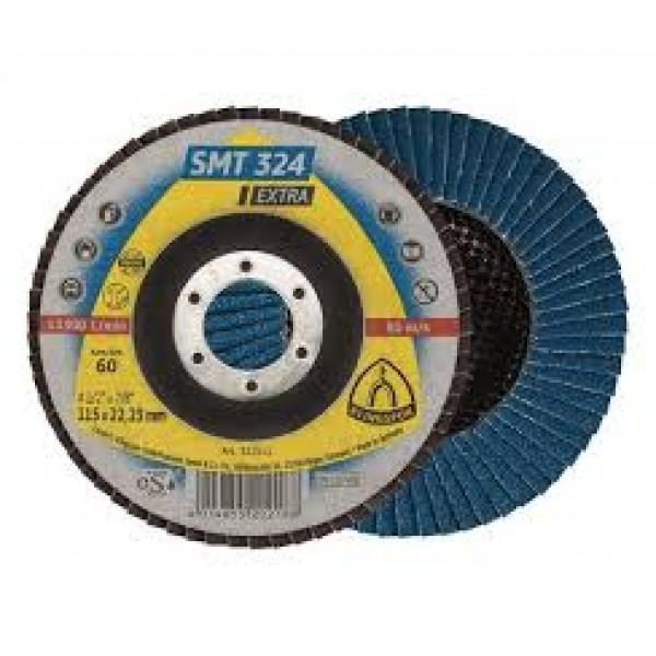 (321511) SMT324 LAMINAS DISC 4 1 / 2X60 KLINGSPOR