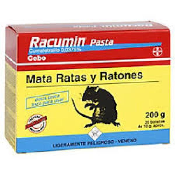 PASTA Racumin 12X200 grs