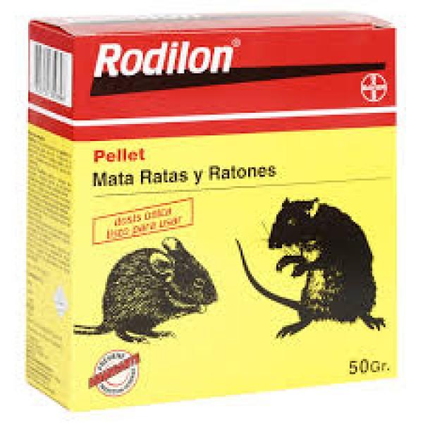 PELLET Rodilon 12X50 GRS BAYER