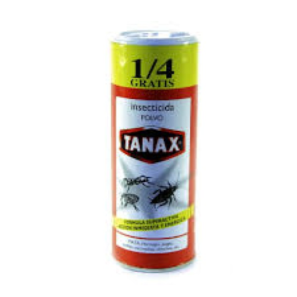 10 POWDER TANAX X125 GRS (4911)