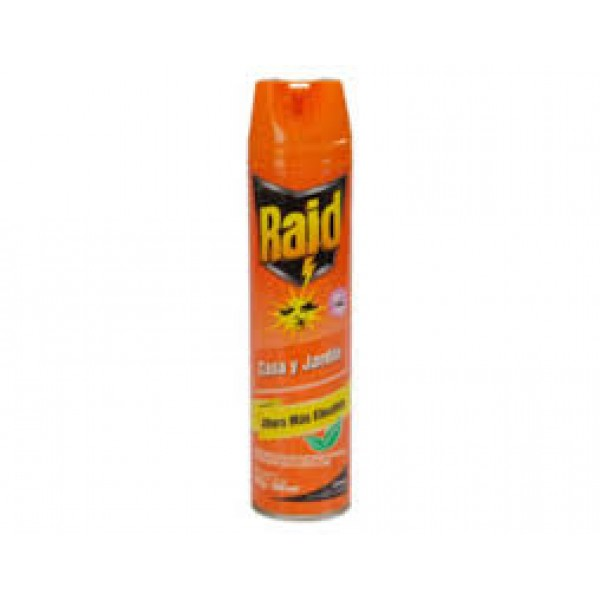 RAID house and garden 12X360CC