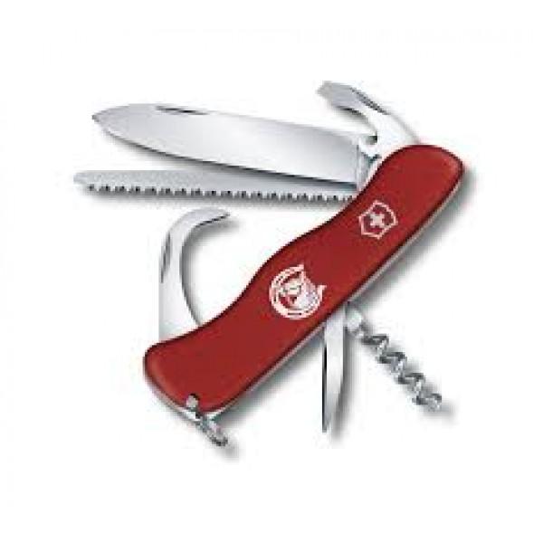 EQUESTRIAN KNIFE 12 FUNC. ART.0.8883 RED