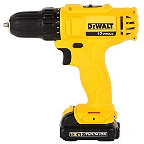 DCD700C2 ROTATION DRILL 12V LITHIUM-ION COMPACT