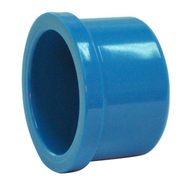 //TAPA GORRO 32MM PVC CEM PRESION (15)