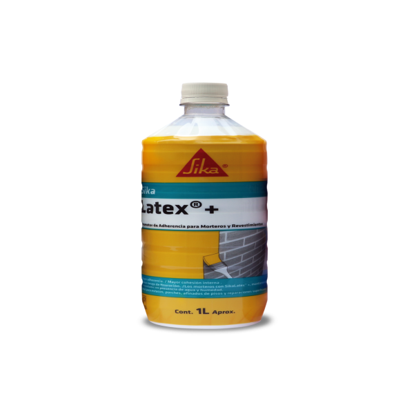 SIKA LATEX+ 1LT BOTTLE (1120374)