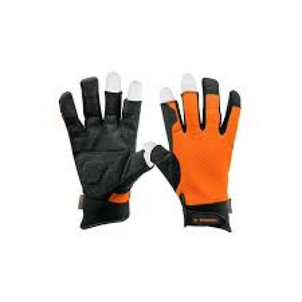 GU-MEC-AS 65% polyester glove, 35% p