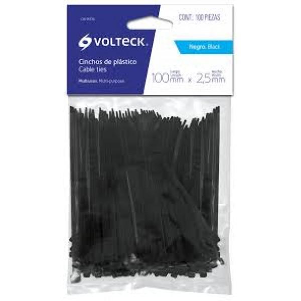 CINCHO CV-500 BLACK PLASTIC
